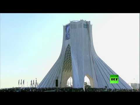 مباشر.. مراسم تشییع لقاسم سلیماني وأبو مهدي المهندس في طهران