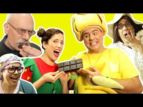 فوزي موزي وتوتي – ازكى شوكلاطة في العالم  – World's Greatest Chocolate