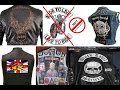 Band Patches, Live To Ride - Ride To Live, Military Patches