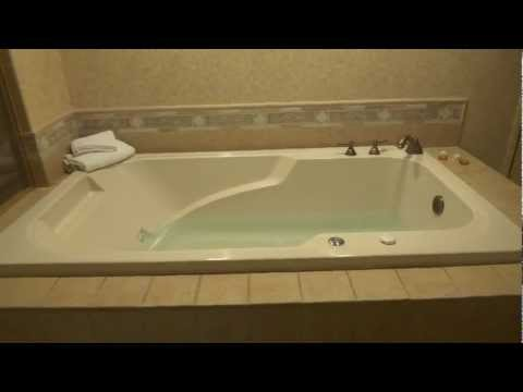 How To Activate The Jacuzzi Water Jets In The Sunset Station's King Suite 2