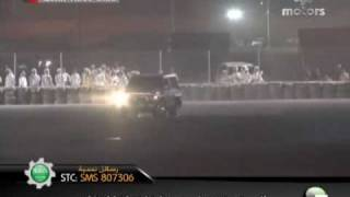 Burnout - Qatar Racing Club - Episode 1 - Part 2/3