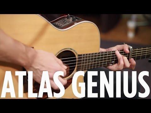 "Atlas Genius ""Trojans"" (Acoustic) // SiriusXM // Alt Nation"