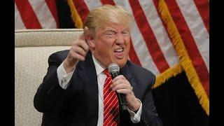 "Trump speech : President Trump having problem in pronouncing ""yosemite"" ."