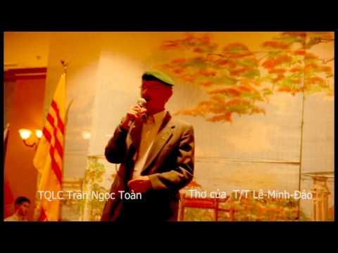 TQLC Trần-Ngọc-Toàn ngâm thơ nhớ mẹ của T/T Lê-Minh-Đảo