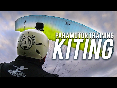 Paramotors: What is Kiting?
