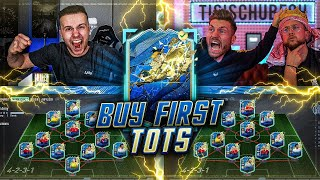 FIFA 20: FULL TOTS Buy First Guy vs Tisi Schubech 😱🔥 EHRE GENOMMEN 🔥