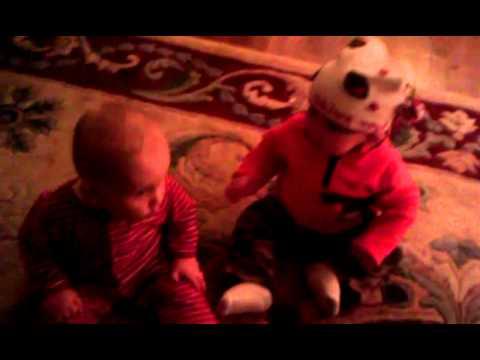 Hudson and Flynn Christmas
