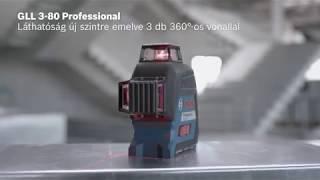 GLL 3-80 Vonallézer