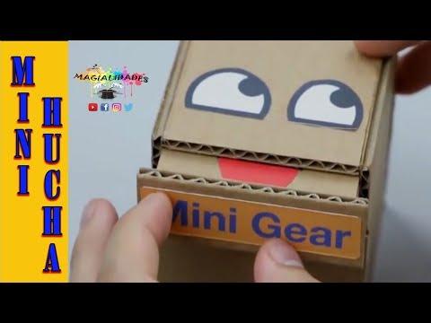 mini hucha