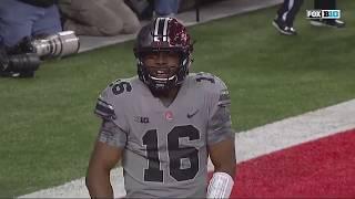 Ohio State's J.T. Barrett Throws Game-Winning TD Pass vs. Penn State