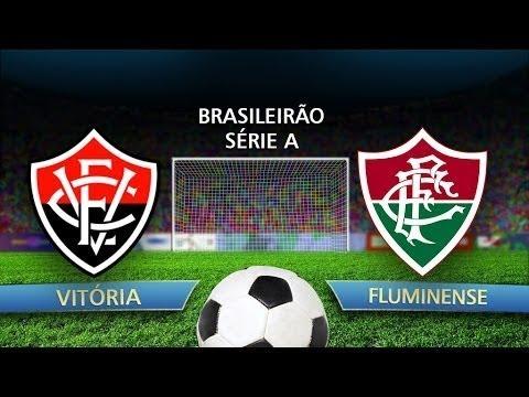 Vitória  X Fluminense(1 x 2)-Melhores Momentos & Gols Campeonato Brasileirão(06/05/2018)
