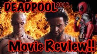 映画「デッドプール」の個人的な感想!!!〜Deadpool(2016)Movie Review!!〜