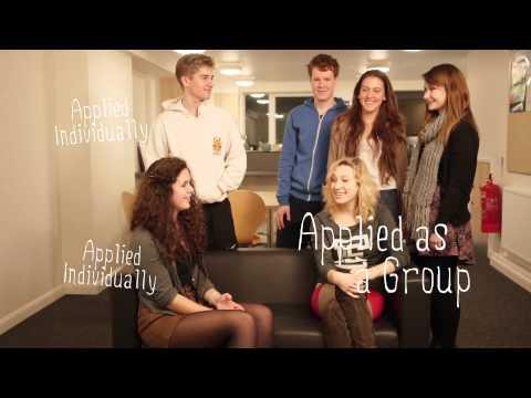 University of Exeter Accomodation Film