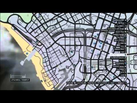 Grand Theft Auto 5 Online Simeon Car List Vapid Dominator ...