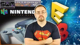 News Wave! - E3 Floor Plans Shows Nintendo VS Sony And A New N64 Game In 2018?!