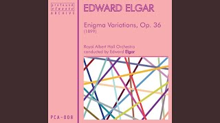 Enigma Variations for Orchestra, Op. 36: XII. B.G.N., Andante
