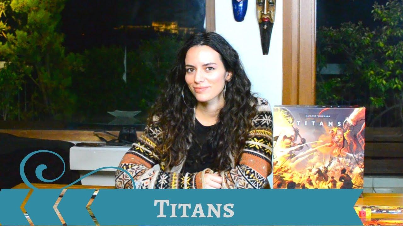 Play it Right – Titans | Cardboard Rhino