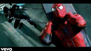 Eminem - Till I Collapse // Spider-Man 3 - Final Battle Part 1/3 Spiderman vs Venom and Sandman
