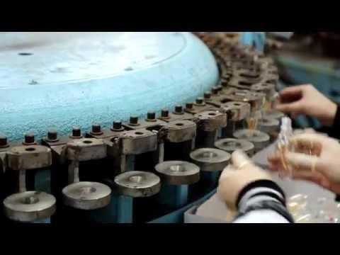 Производство  светодиодных ламп  на заводе Лисма в Саранске