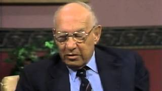 Michele Hunt Interviews the iconic Peter Drucker