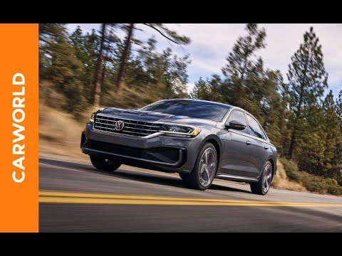 2020 VW Passat - First Luxury Volkswagen