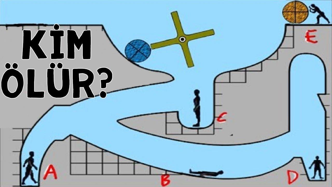 En Eğlenceli Zeka Oyunu: Katil Kim