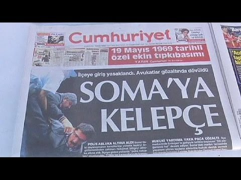 Turkey: grief and rage in Soma over mining tragedy