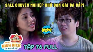 Gia đình là số 1 Phần 1 | Tập 76 Full: Phim gia đình Việt Nam hay nhất 2019 - HTV Films