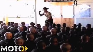 Drill Instructor Gone Wild Get Your Eyeballs Off Me