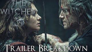 The Witcher ပင်မနောက်တွဲယာဉ်ပြိုကွဲခြင်း (The Witcher Netflix စီးရီး၊ နောက်တွဲယာဉ်ပြိုကွဲခြင်း)