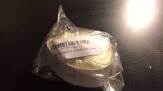 The original clip on man bun unboxing