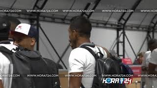 Daniel Moreno y su primer reto internacional con Junior