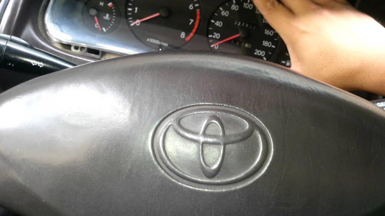 Desmontar Facil El Panel Toyota Corolla 94