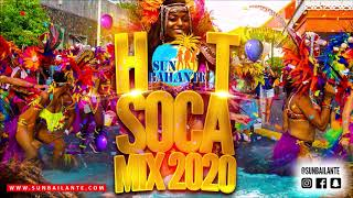 Hot Soca Mix 2020 - Trinidad & Tobago Carnival