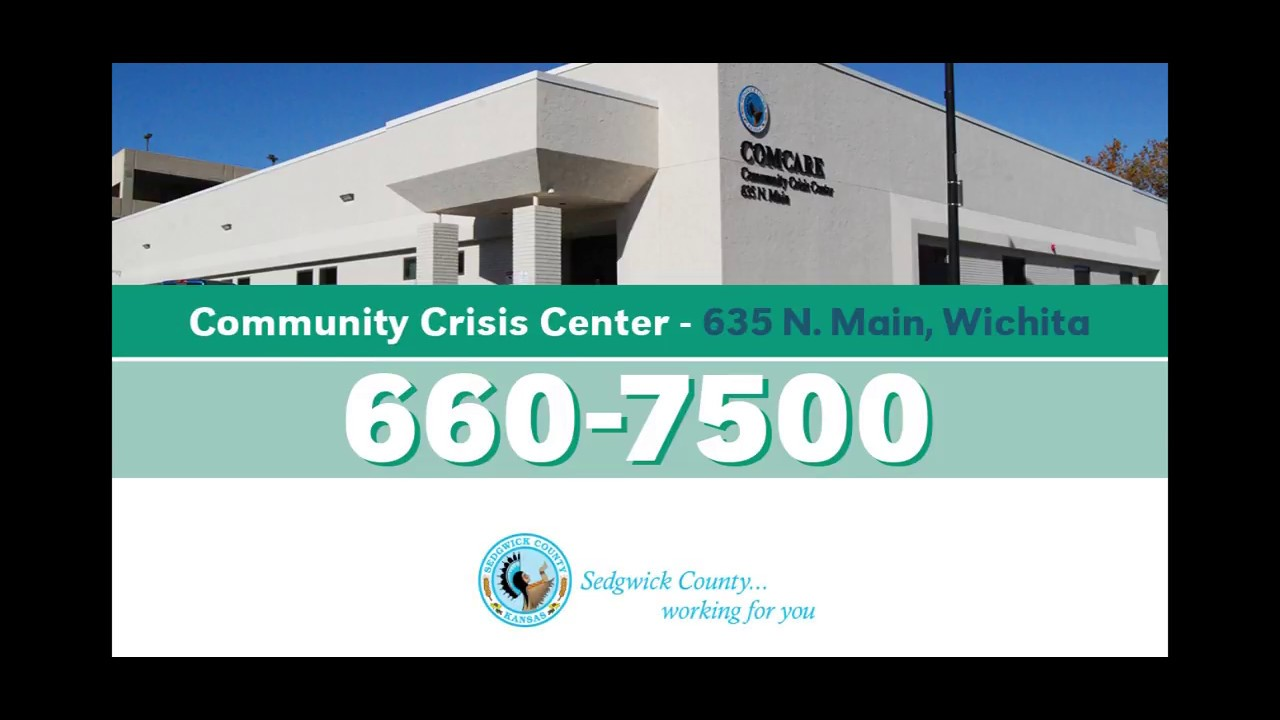 Suicide Prevention | Sedgwick County, Kansas