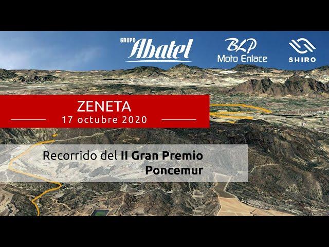 Zeneta. II Gran Premio Poncemur