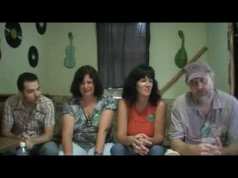 The Siekers Interview at the 2009 Kerrville Wine and Music Festival