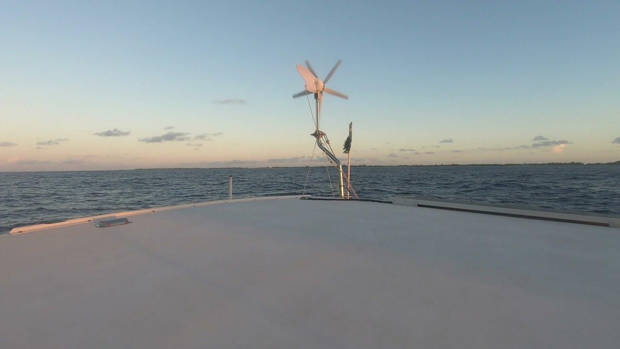 Vidéo de l'atoll surélevé de Makatea