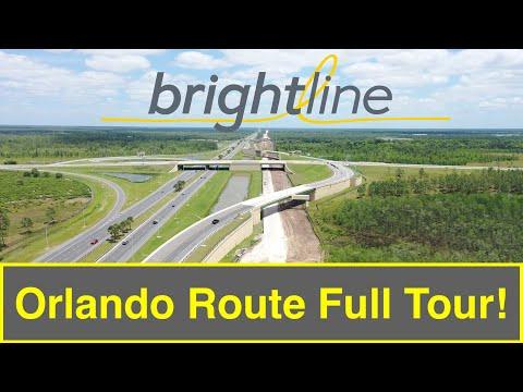 Brightline Orlando Extension