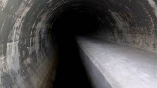 Exploring a HUGE underground drain network