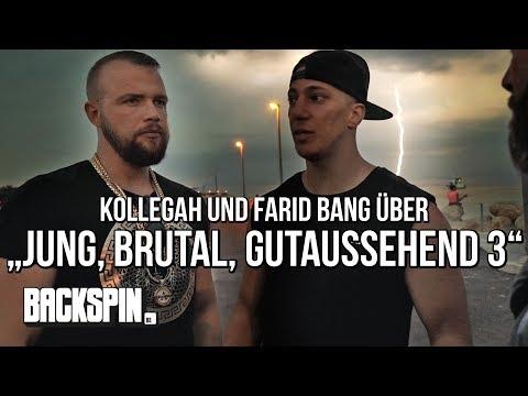 """Exklusiv! Kollegah & Farid Bang über """"JBG 3"""" - Interview mit Niko BACKSPIN"""