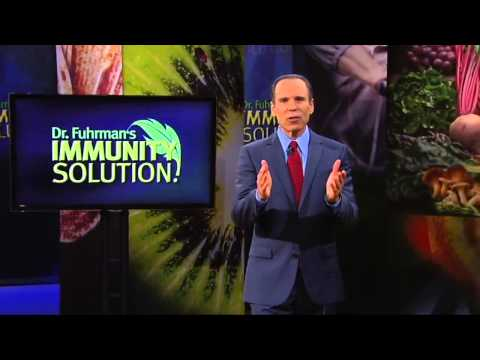 Immunity Solution by Dr Joel Fuhrman, Part 1