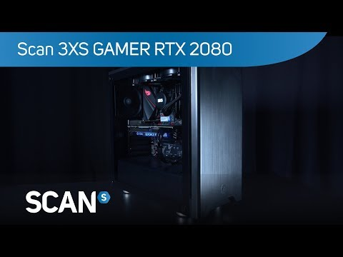 Custom VR Ready Gaming PC with Intel Core i5 9400F and NVIDIA RTX 2080 Super