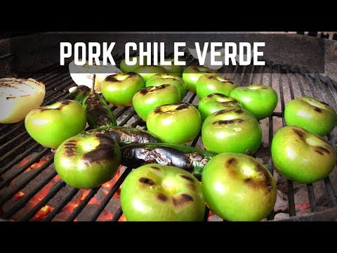 How To Make Pork Chili Verde [Chile Verde] (2019)