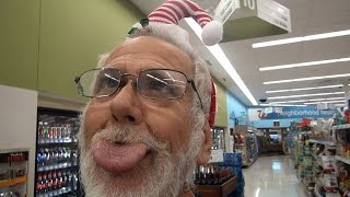 GRANDPA GOES TO WALGREENS!