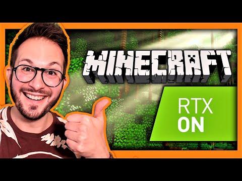 Minecraft RTX : la RÉVOLUTION en Ray Tracing