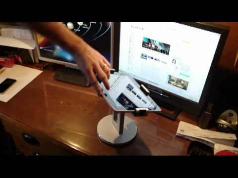 Rocketfish IPad Stand Review