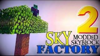 la svolta skyfactory 2 5 e26 con le bande nere