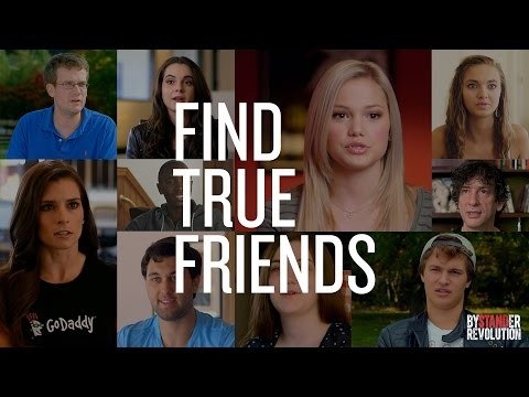 Bystander Revolution | Find True Friends