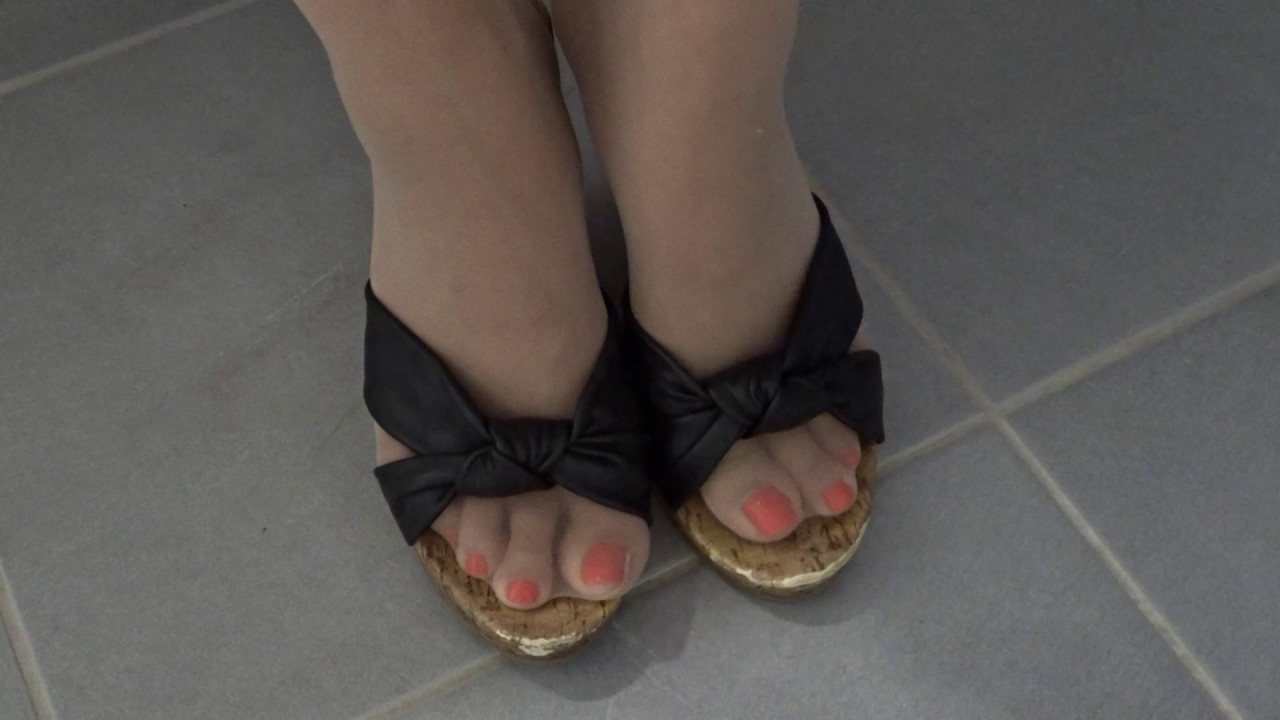 Nylon wedges toe slipping